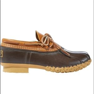 L.L. Bean Shoes - The Original L.L.Bean Rubber Moc Hunting Boot Shoe